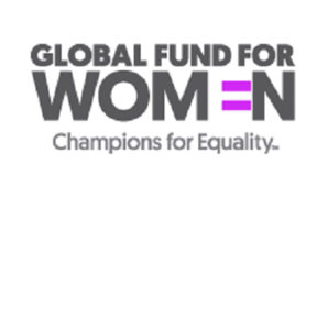 Cropped global fund for women primary logo with clearspace