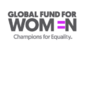Medium cropped global fund for women primary logo with clearspace
